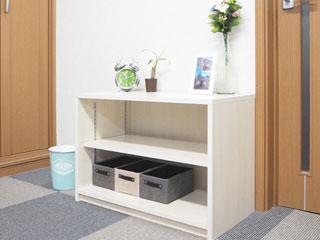 オールフリー BOXセット【収納棚】