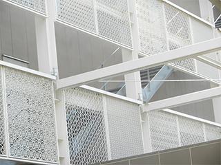 アルミ鋳物製装飾金属「CAZARY® ORNAMENTAL HARDWARE」 フェンス