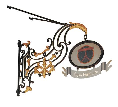 建築装飾金物 「看板・ブラケット」