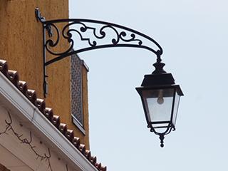 建築装飾金物 「街灯・ランプ・シャンデリア」