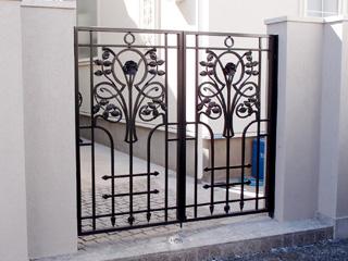 建築装飾金物 「門扉」