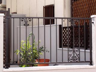 建築装飾金物「フェンス」