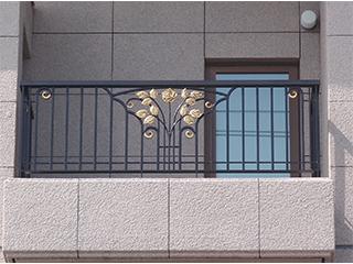 建築装飾金物「手摺」