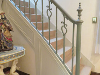 建築装飾金物「階段手摺」
