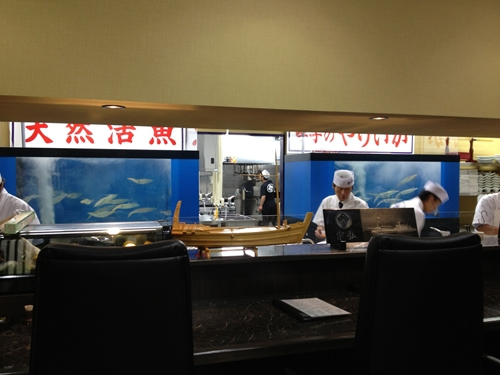 インテリア水槽・いけす水槽 【Fish Preserve】