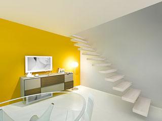 室内用階段シリーズ『 WALL ウォール 』