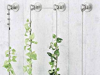 壁面緑化ワイヤーブラケットシステム WB-S