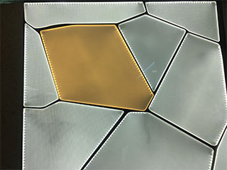1枚からカスタムサイズ,特寸製造 導光板「LEDパネル」