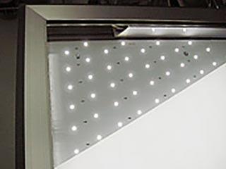 薄型LED内照看板用 ブライトLEDボード 日本製