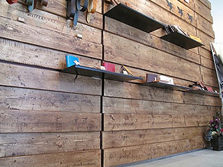 Fake Vintage Wood 【ラスティックパイン】SPF材(不燃対応可能)