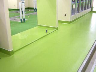 合成樹脂塗料 <br> アートフロアー® エポキシ系塗床シリーズ
