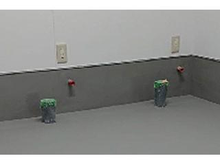 アートフロアー® 水系硬質ウレタン系床シリーズ<br> 【AQ-トップ(巾木用)】