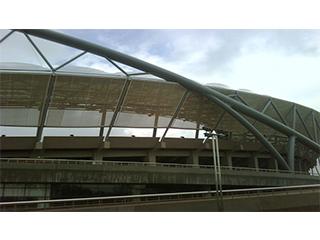 チューコーフローTM建築用メッシュファブリック