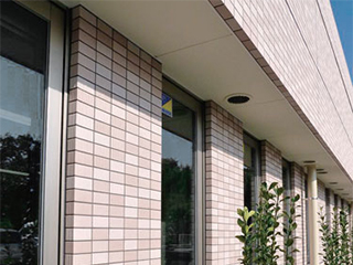鉄骨造・RC造・SRC造建築用ALCクリオン厚パネル<br> 【クリオンOSパネル】