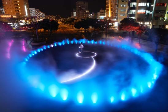 フルカラーLED水中照明 C-Splash 2 (シースプラッシュ2)