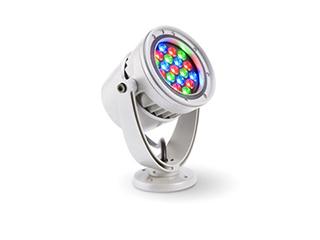 フルカラーLEDスポットライト ColorBurst Powercore (カラーバースト パワーコア)