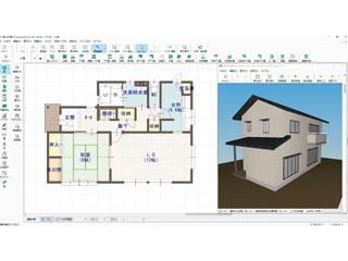 省エネ住宅設計支援ツール <br> 建もの燃費ナビ