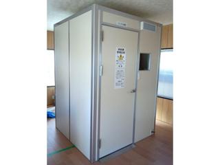 組立式X線防護BOX