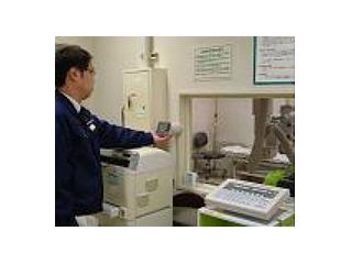 放射線漏えい線量測定