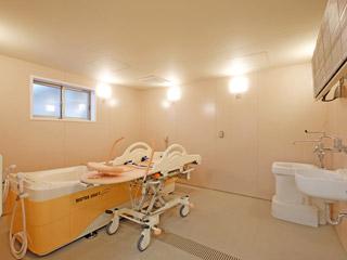 機械浴槽対応オーダーメイドユニットバス【介護ゆとりっくす】
