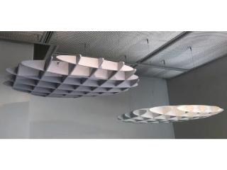天井用吸音パネル【Officiaシリーズ/Ceiling Acoustic Panel】