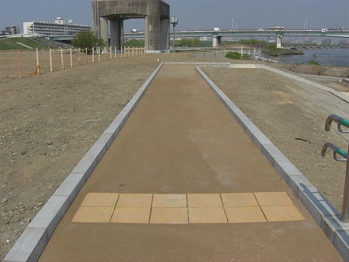 自然土舗装材 スタボン【NETIS登録商品】