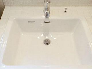 エッセンス洗面アイテムシリーズLレクタングル洗面器