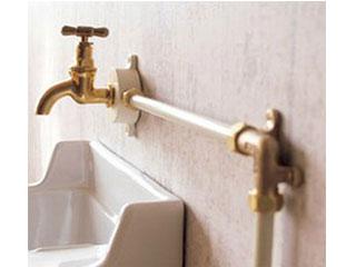 エッセンス 横水栓用外付給水ユニット