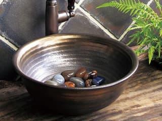作家が作る手作り手洗い鉢