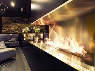 Planika オートマチック式バイオエタノール暖炉