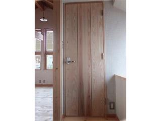 木製建具 巾ハギパネル戸