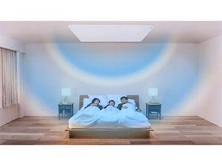 放射冷暖房パネルエアコン「眠リッチ」