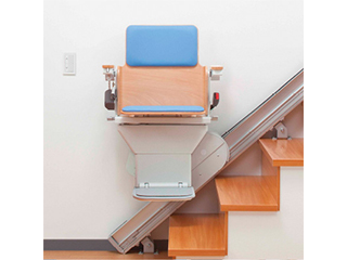 階段昇降機(椅子型式)