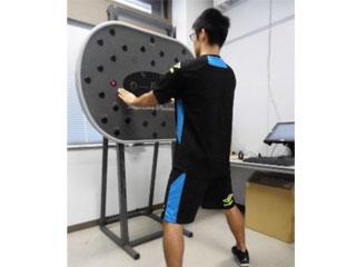 視機能トレーニング機「スープリュームビジョン」