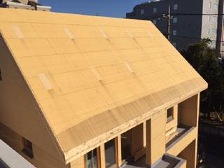 屋根用木製断熱材<br> 【環境断熱®ECOボード ECO断ルーフ】