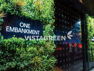 ビスタグリーン®人工壁面緑化パネル