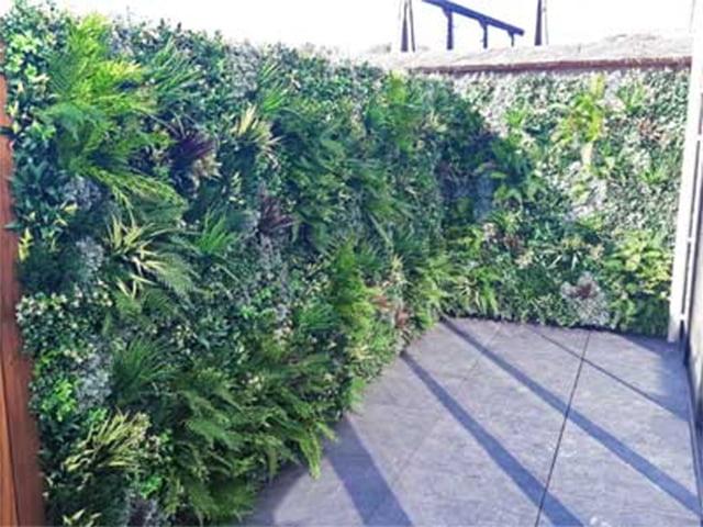 【屋上・テラスに】ビスタフォリア人工壁面緑化パネル(旧 ビスタグリーン®)