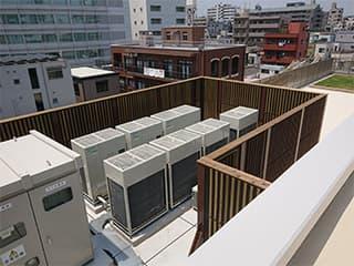 木製防音壁【安ら木】