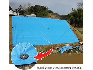プラティパスアンカー土砂災害応急システム