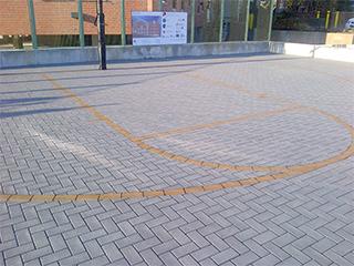 舗装用コンポジットブロック