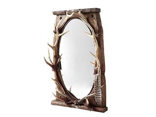 DEER HONE Mirror(鹿角ミラー)