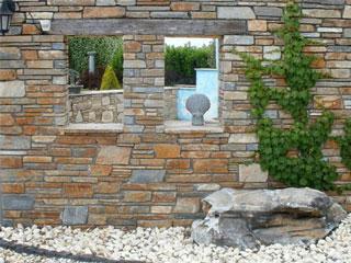ギリシャ景観舗装用石材 パンゲア