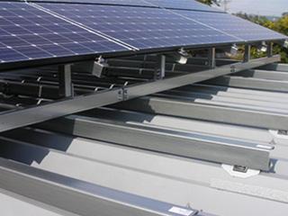太陽光発電架台【Green Rack For Roof】