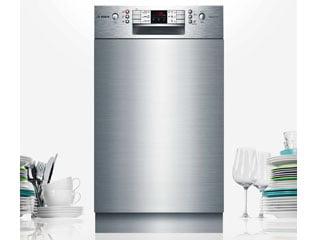 【入替え・既存キッチンへの新規導入に】 ボッシュ ビルトイン食器洗い機 幅45cm