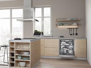 ボッシュ ビルトイン食器洗い機 幅60cm_ゼオライトシリーズ
