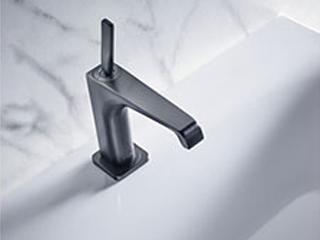 アクサー チッテリオEシングルレバー洗面混合水栓 125