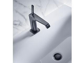 アクサー チッテリオE<br> シングルレバー洗面混合水栓 125