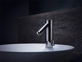 アクサースタルク 自動洗面混合水栓 温度調節付