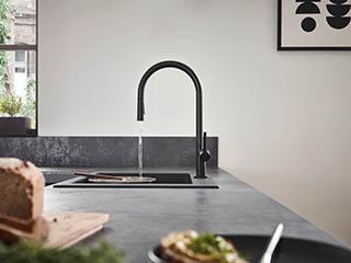 タリス M54 シングルレバーキッチン混合水栓