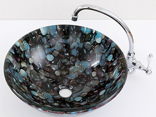 ガラスタイプ洗面ボウルシリーズ・FN019-A1